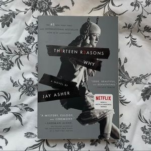 2FOR$10 | Thirteen Reasons Why | Teen Book